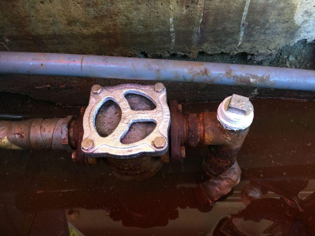 井戸洗浄工事