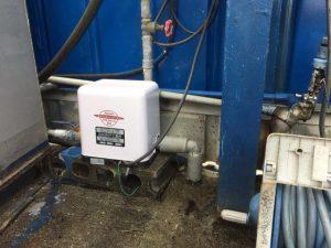 深井戸水中ポンプ取替