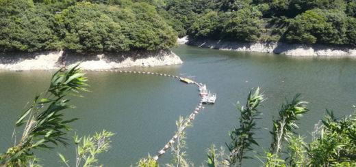 石手川ダム 貯水量