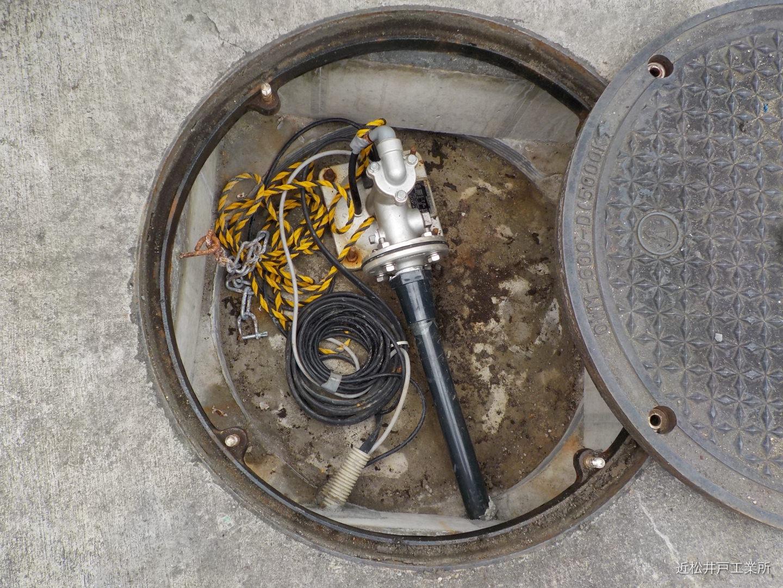 水の出が悪いのは井戸?ポンプ?