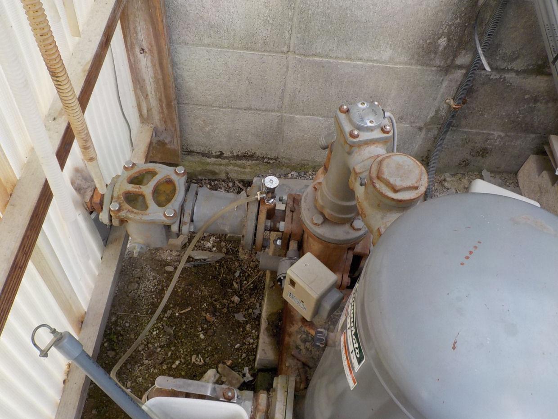 農業用井戸ポンプ 液肥混入器取替(松山市南高井町)
