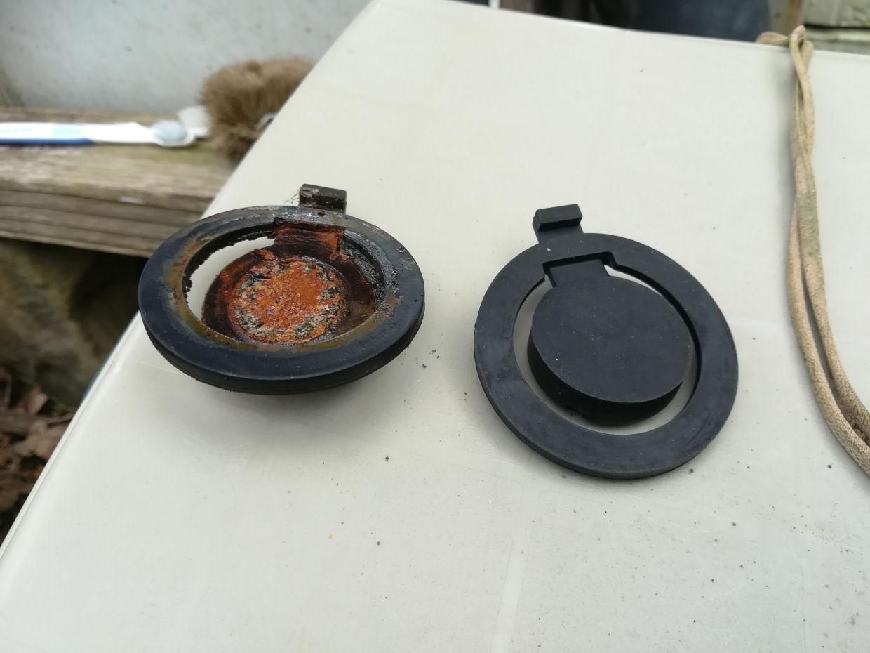 ポンプは消耗品で直ることも!逆止弁の交換