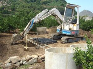 ハウスや畑に必須の農業用井戸はお任せください