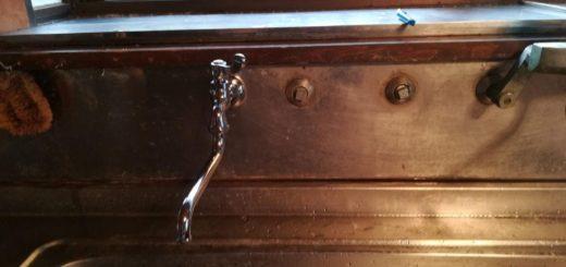 台所へ単水栓の増設!(松山市太山寺町)