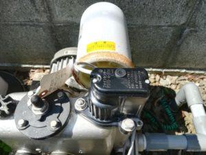 深井戸ジェットポンプのメンテナンス