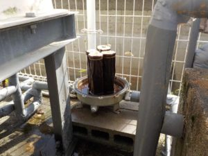 浄水器 フィルター交換