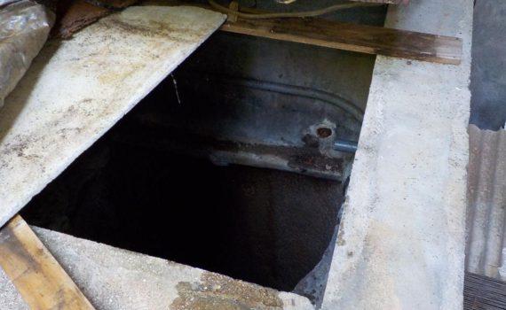 砂が出る井戸の原因と対策