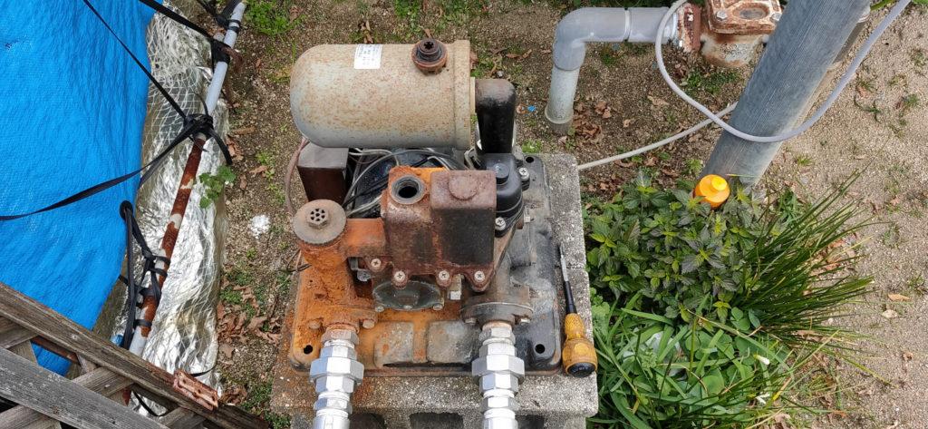 サンソーポンプ PAL-2531BR 修理