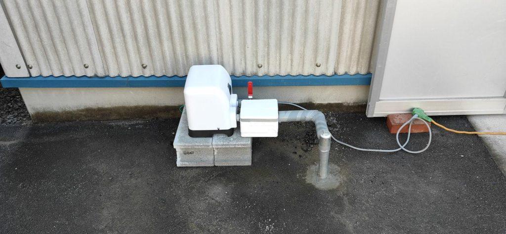 川本製 浅井戸ポンプ NR-256S