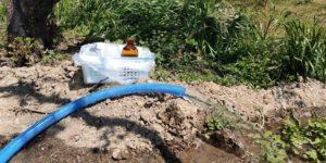 西条市丹原町 水質検査