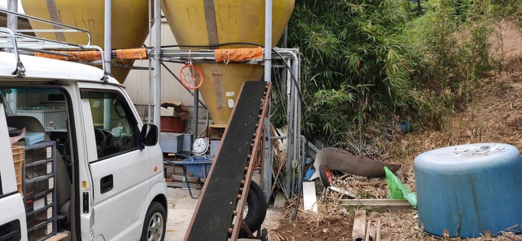 送水管工事
