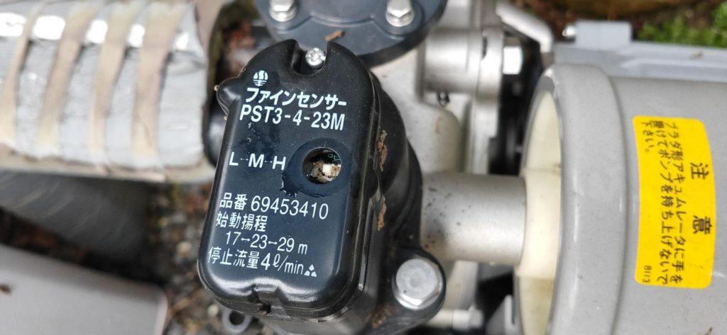 川本製 ファインセンサー PST3-4-23M